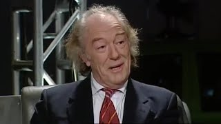 Famous! Michael Gambon gets a Test Track Corner named after him! - BBC