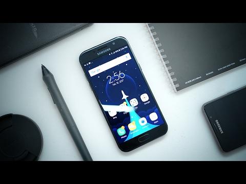 Samsung Galaxy A5 2017 Review Indonesia - Sebagus Itukah?