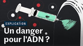 Covid-19 : les vaccins à ARN messager risquent-ils de modifier votre ADN ?