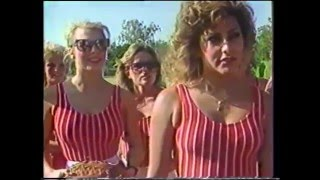 Circa 1984. Trailer for feature documentary on The Hollywood Shorti...