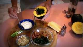 Tasty Gem Squash Recipe.mpg