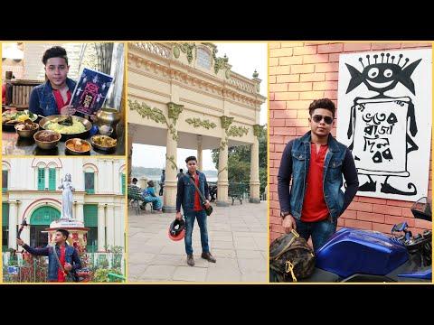 R15 করে চন্দন নগরের Famous জায়গায় ঘুরলাম 😍 খেলাম 😋    VLOG   Chandan Nagar Vuter Raja Dilo Bor
