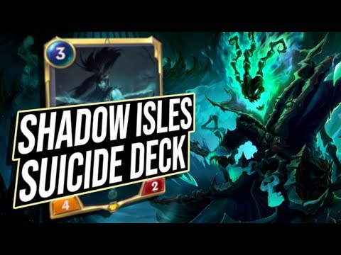 GAINING VALUE BY KILLING MY STUFF!! 💀 | Legends Of Runeterra | League Of Legends Card Game
