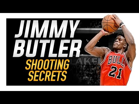 Jimmy Butler Shooting Form: Shooting Secrets (HD)