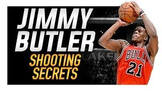 Jimmy Butler Shooting Form: Shooting Secrets (HD)