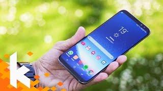 Samsungs heißestes Smartphone: Galaxy S8 & S8+ Review