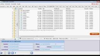 Como convertir archivos de audio con Total audio converter