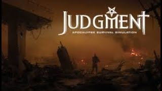 Judgment Apocalypse Survival Simulation - Trailer