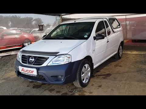 2019 NISSAN NP200 1.5 DCi A/C SAFETY PACK P/U S/C