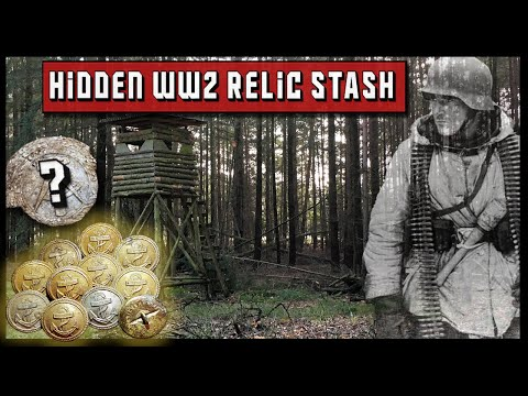 Found WW2 German Gold And Silver In The Woods.