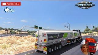 American Truck Simulator (1.34)   Arizona Improvement Project V1.5.0 Phoenix Rebuild TSA FUEL TANK Trailer Ownable v1.0 Volvo VNL by SCS + DLC's & Mods  Proyecto de mejora de Arizona V1.5.0 Phoenix Reconstruir TAN FUEL TANK Trailer Ownable v1.0 Volvo VNL