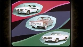 1969 Plymouth Barracuda Sales Features - Dealer Promo Film