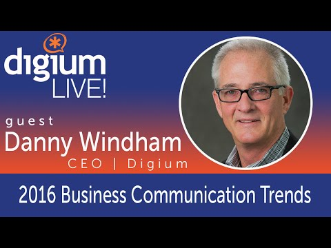 2016 Business Communications Trends
