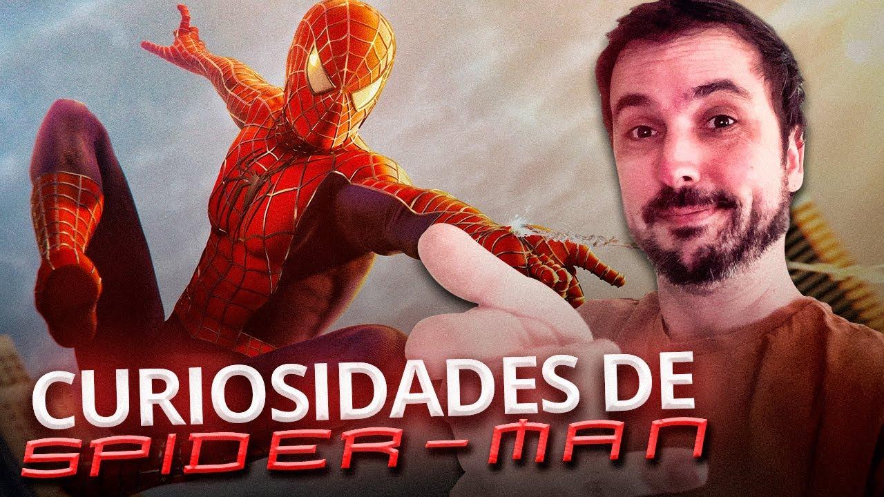 Curiosidades de SPIDER-MAN