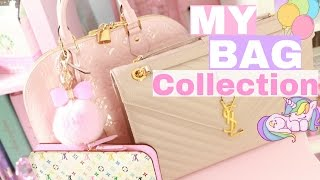 MY HIGH END BAG COLLECTION👛- SLMissGlam🦄💕