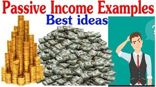 Passive Income Examples listed in Tamil | By Mubarak Basha | H…