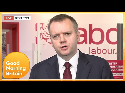 Shadow Home Secretary Quizzed On The National Minimum Wage | Good Morning Britain