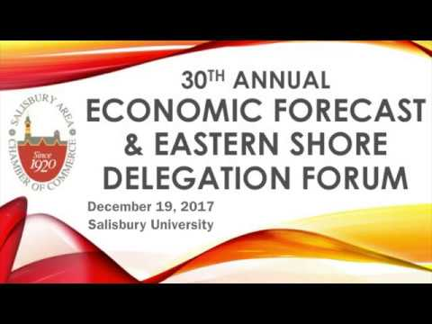 Salisbury Area Chamber of Commerce || Economic Forecast 2018 || Wind Energy