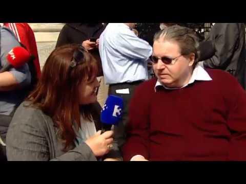 John Roche on Tonight TV3