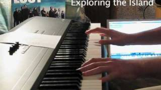 6 YEARS of LOST Music - A Piano Medley of Michael Giacchino's Themes