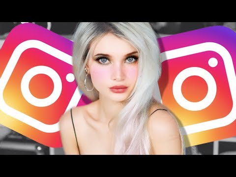 Инстаграм управляет моим макияжем| Лисса