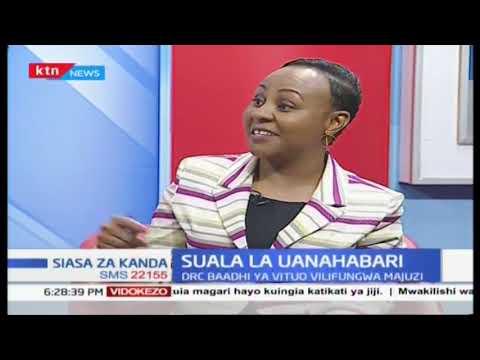 Suala la uanahabari Afrika (Sehemu ya Nne)|Siasa za Kanda