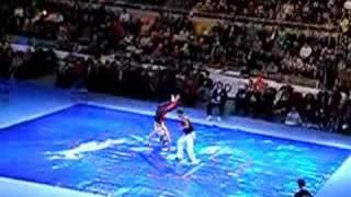 Russia vs world - capoeira