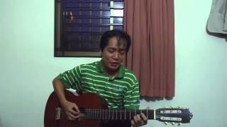 Guitar Cover ngẫu hứng Bức Thư Tình Đầu Tiên