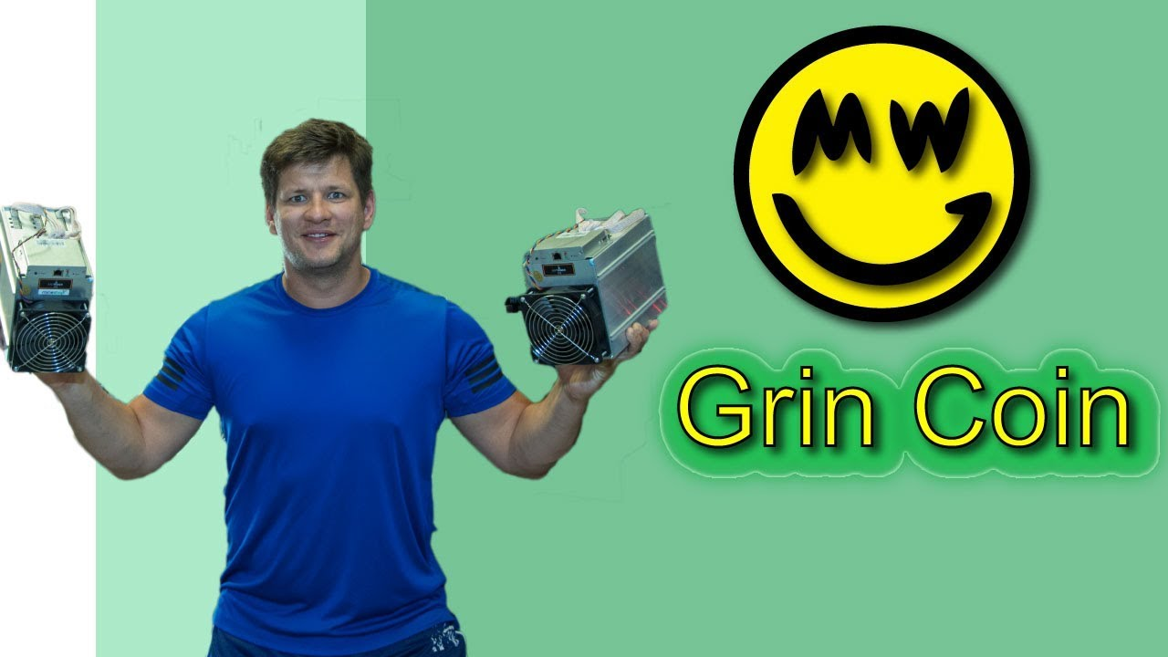 Grin coin mining guide on HiveOS, what is Grin?