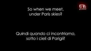 Paris Skies A by Edward Jay, Eve Loiseau & Vasco - PLL 5x23 lyrics and translation eng/ita [HQ]
