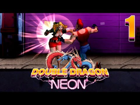 Double Dragon Neon: The Ol' Gut Punch Kidnapping - #1 - Ultra Co-op