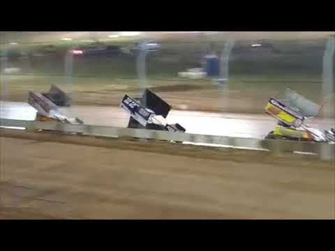 Dan McCarron Sharon Speedway 8-03-19