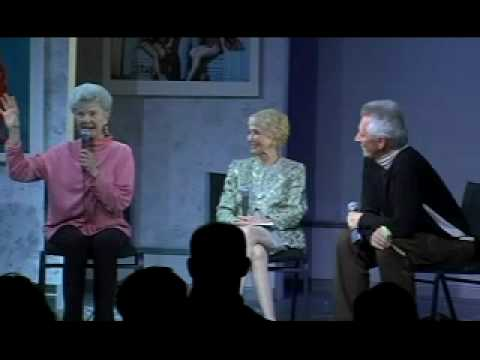 Jane Powell reunites with Two Brides!