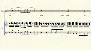 Bass Aria: Messiah 38 Why Do The Nations So Furiously Rage Together - Handel