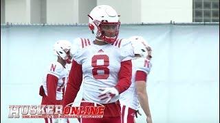 HOL HD: Nebraska Football Tuesday Fall Practice Report