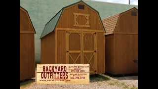 Backyard Outfitters Inc. Locally Built Storage Buildings