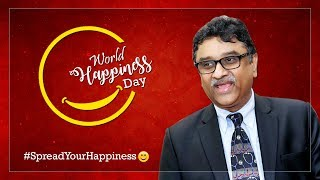 World Happiness Day😄 | Dr. A. V. Gurava Reddy