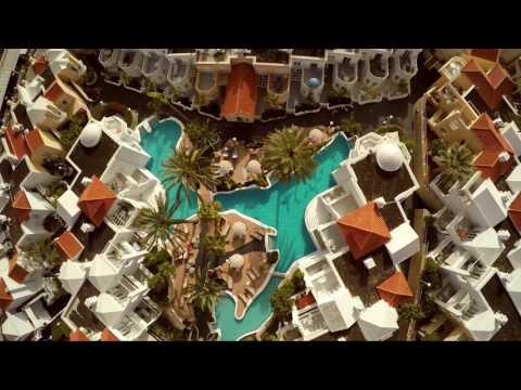 Lagos de Fañabé Beach Resort a vista de pájaro