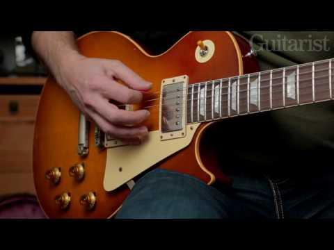 Gibson Custom Mark Knopfler Les Paul Demo