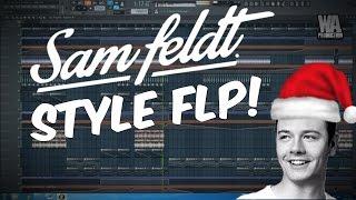FL Studio Template 27: Sam Feldt Style FREE Deep House Project  (+ FREE FLP)