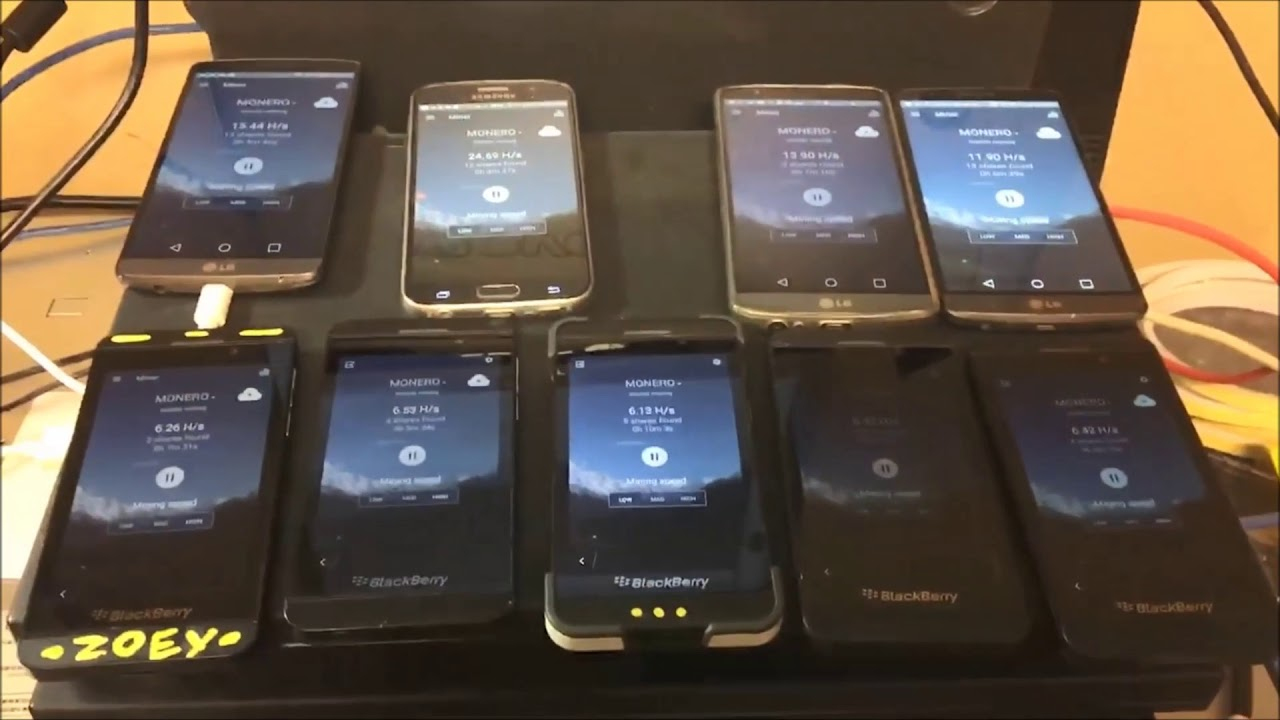 Bitcoin Mining On Phone