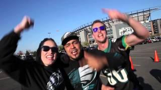 Giants vs Eagles: whose fans have the best chant?