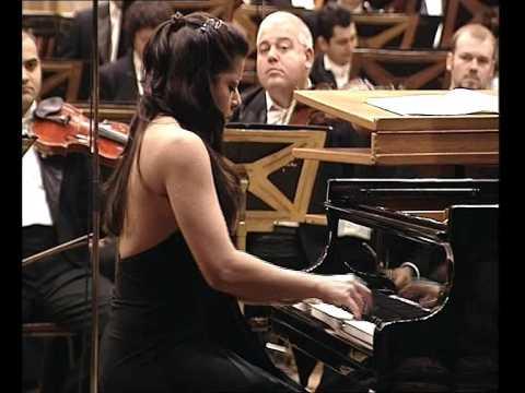 Mihaela Ursuleasa - Franz Liszt - Piano Concerto - Part 1
