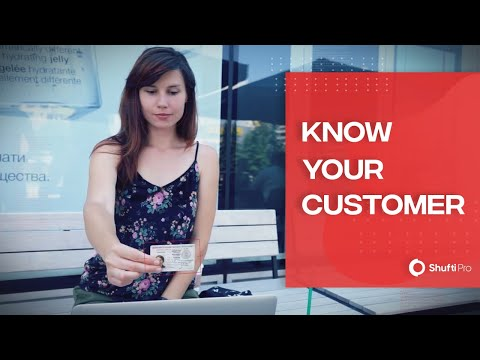 KYC Know Your Customer & AML Service | Shufti Pro