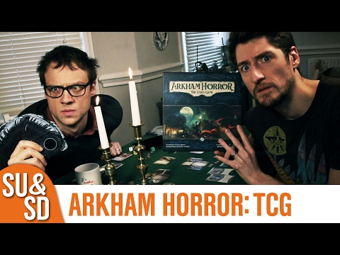 Arkham Horror: The Card Game - Shut Up & Sit Down Review