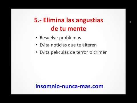 Como Curar El Insomnio Cronico 5 Remedios Infalibles Para