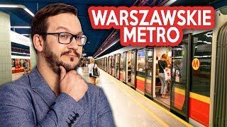 WSZYSTKIE Stacje Metra Warszawskiego