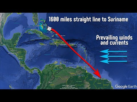 Why Are We Sailing To Surinam For The Hurricane Season?