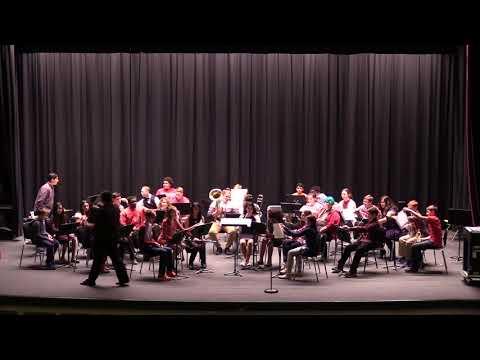 Northeast Scranton Intermediate School Holiday Concert 2017