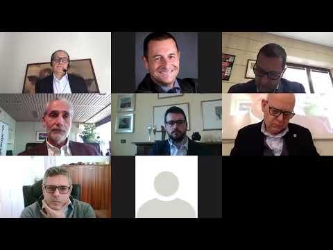Intervento Enrico Finocchi, Presidente Albo degli Autotrasportatori, webinar di presentazione Q29